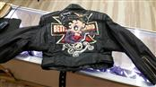 Maziar Leather Gallary - Betty Boot Leather Jacket